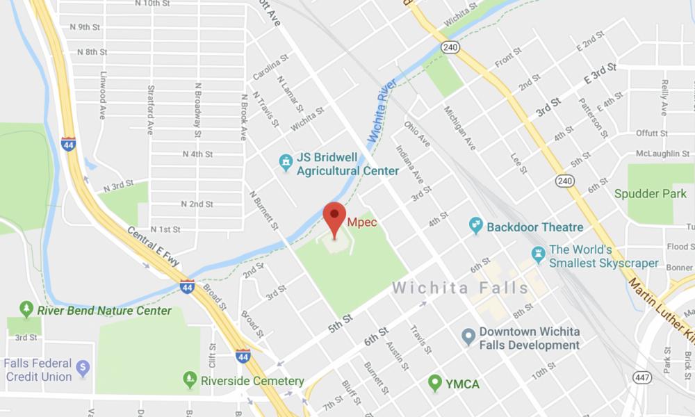 Wichita Falls Mpec Wichita Falls Multi Purpose Events Center