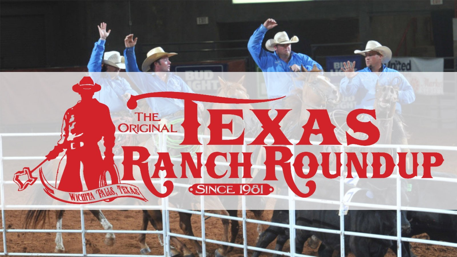 Texas Ranch Roundup @ Ray Clymer Exhibit & Kay Yeager Coliseum | Wichita Falls | Texas | United States